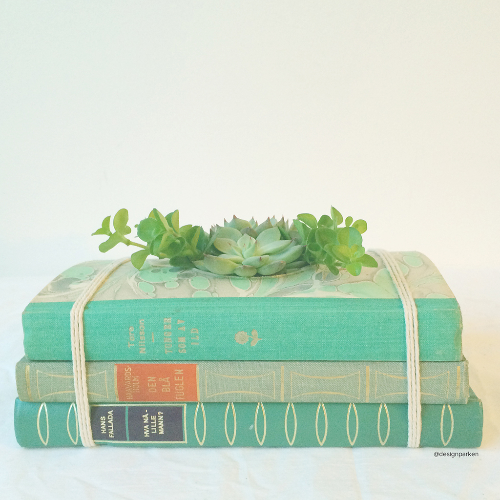 Designparken-blogg-bokplante-diy-bookplant