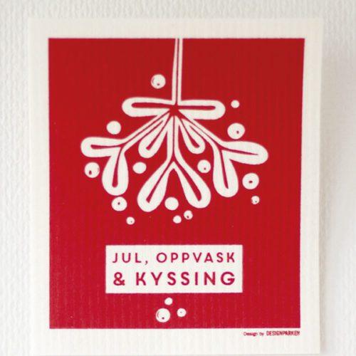 Miljøvennlig kluter Julestemning fra Designparken. Julegavetips.